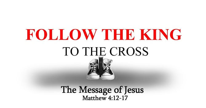 The Message of Jesus