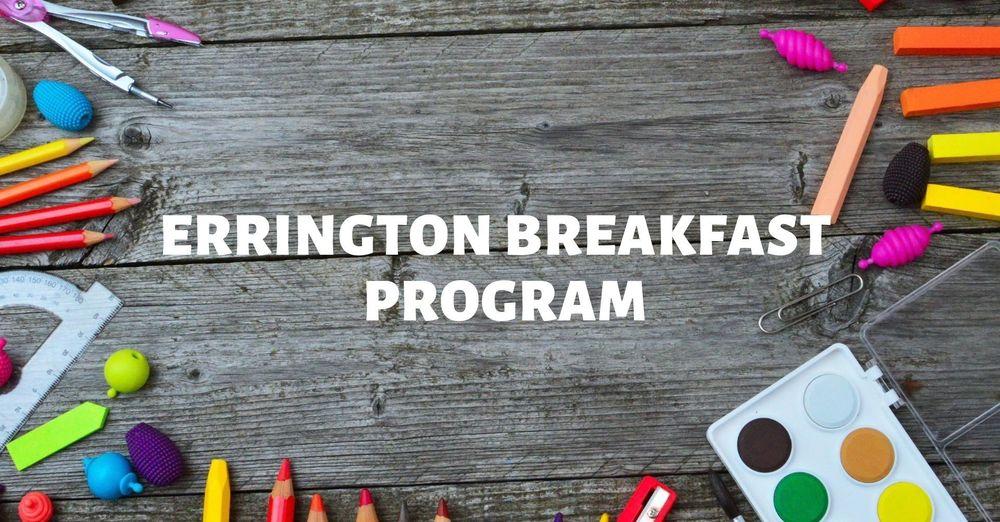 Errington Breakfast Program Relaunch