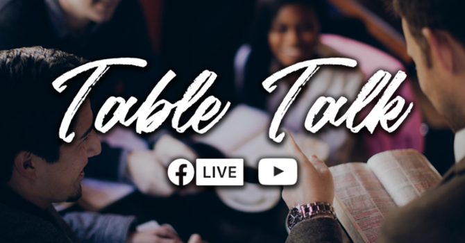 Table Talk, Thursday, Jan 21 @ 7:00p