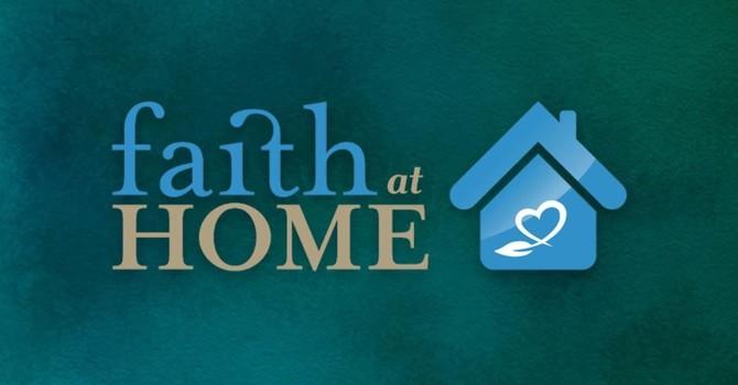 Faith@Home Family Devotions Drive-Thru