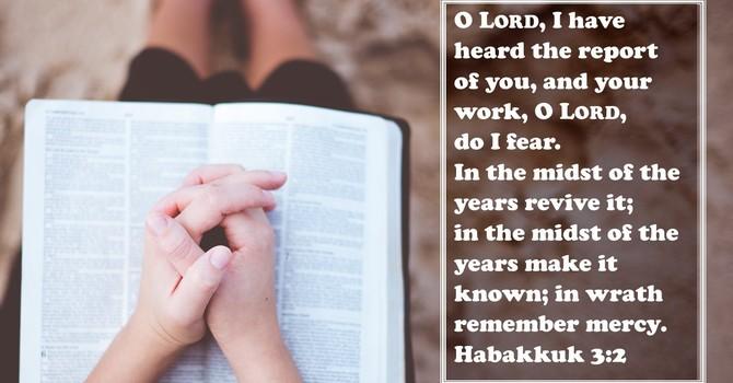 The Prophets Prayer