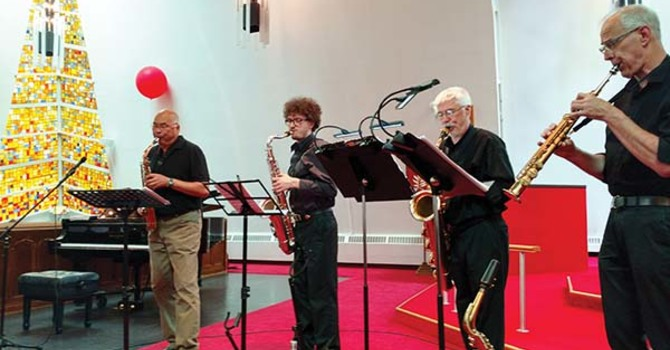 Tangos and All That Jazz: Pentecost at St Stephen's, West Vancouver image
