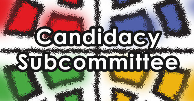Candidacy Subcommittee