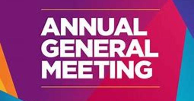 Parish General Assembly/Assemblée générale de la paroisse - 5/15/2018 image