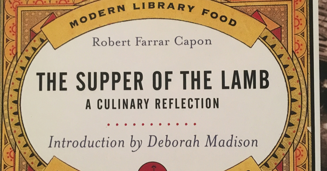 Reading Group: The Supper of the Lamb