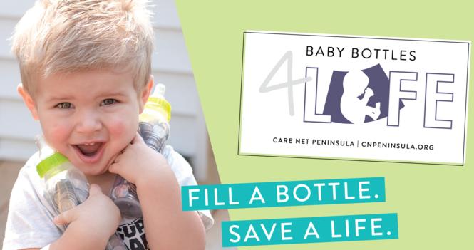 Poquoson Baptist Bottles4Life Campaign