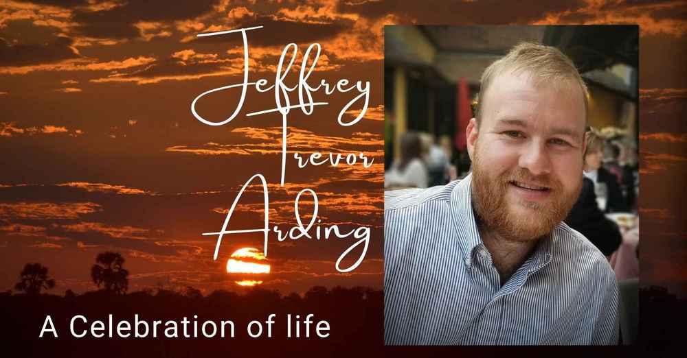 Celebrating the Life of Jeff Arding