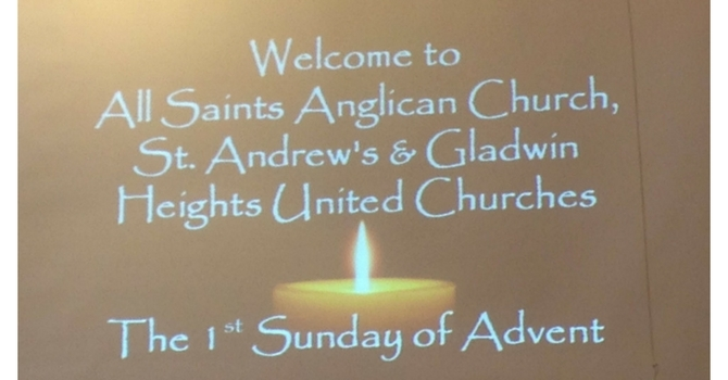 Joint Advent Service image