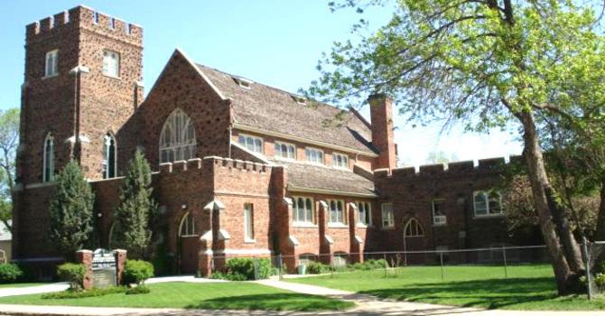 Edmonton church a national example image