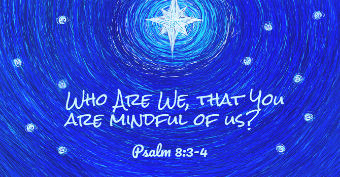 Who Are We that You Are Mindful of Us? image