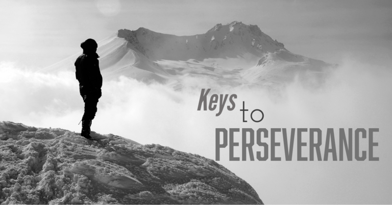Keys to Perseverance