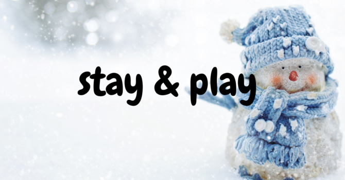 Stay & Play- Happy Valentine's Day
