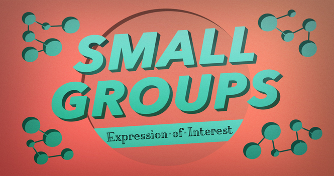 Small Groups Expression-of-Interest Form
