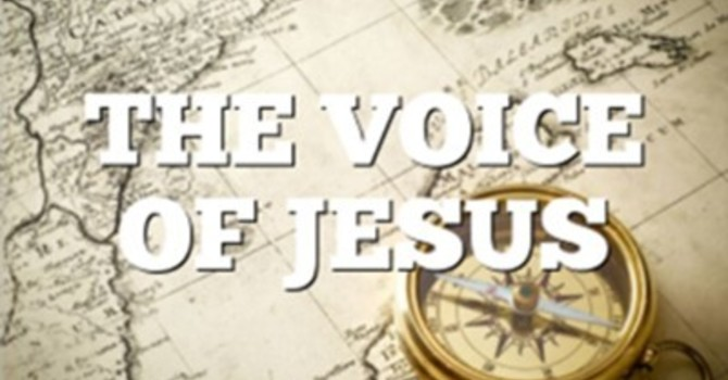 Following Jesus' Voice