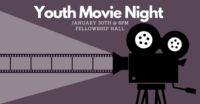 Thrive Youth Group Movie Night