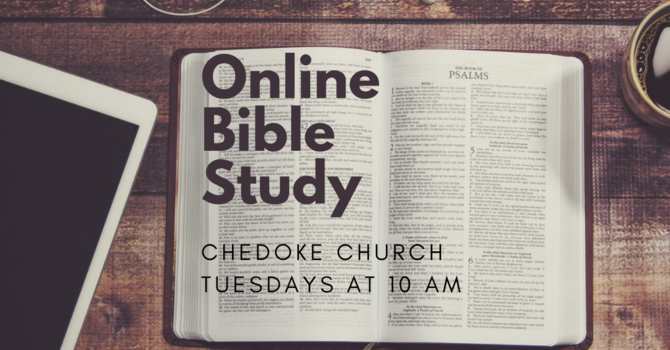 Bible Study with Rev. Andrew