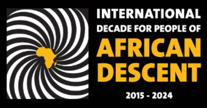 International Decade for People of African Descent: Call for Participants image