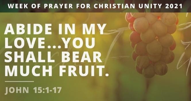 Week of Prayer for Christian Unity Online Worship