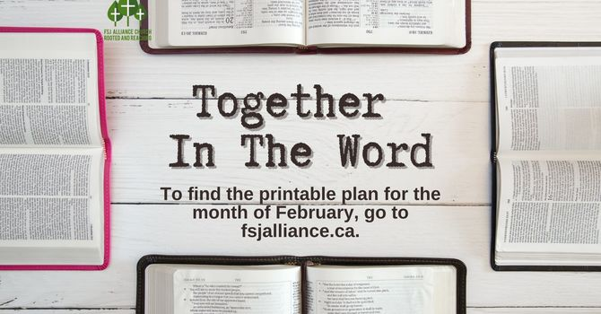 Together In The Word