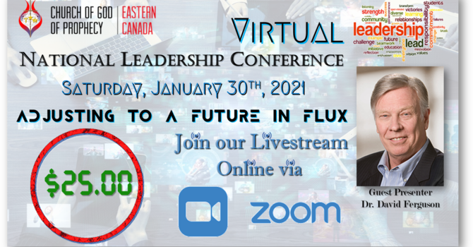 Virtual National Leadership Conference 2021