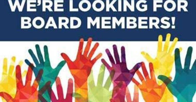 Board Vacancies - A Call to Serve image