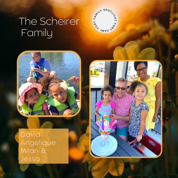 THE SCHEIRER FAMILY