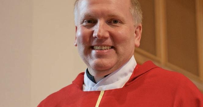 Bishop- Coadjutor Elect  John Stevens