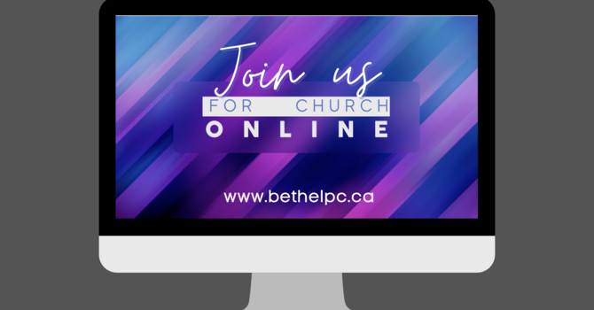 Join us for Church Online! image