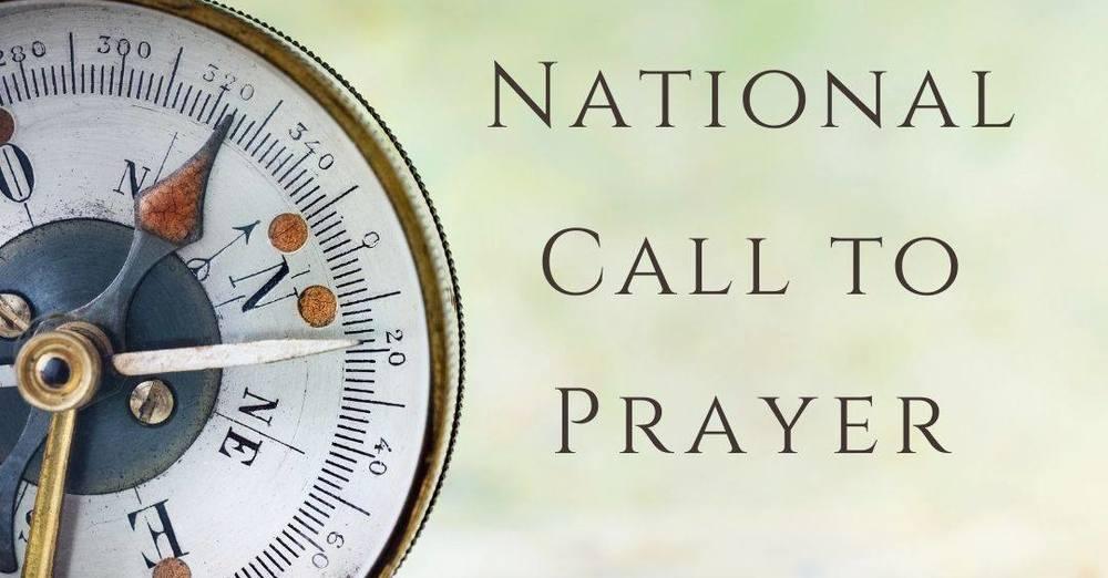 National Vineyard Call to Prayer