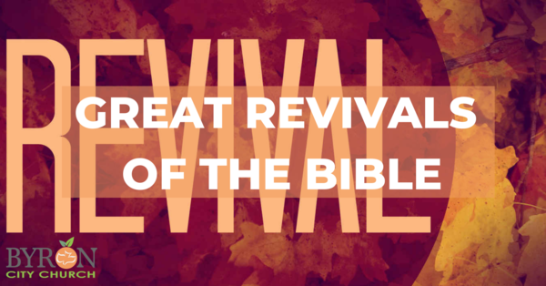 Great Revivals of the Bible