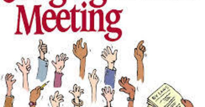 Atascocita Lutheran Church Annual Meeting