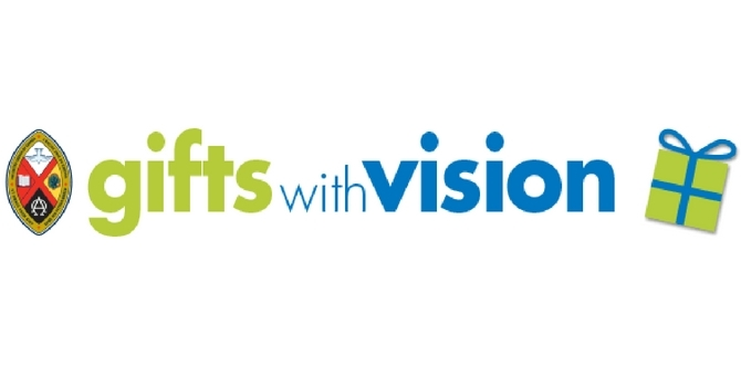 Make Gifts with Vision a Part of your Holiday Giving! image