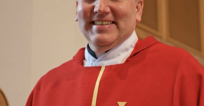 Ordination of John Stephens as Bishop Coadjuter image