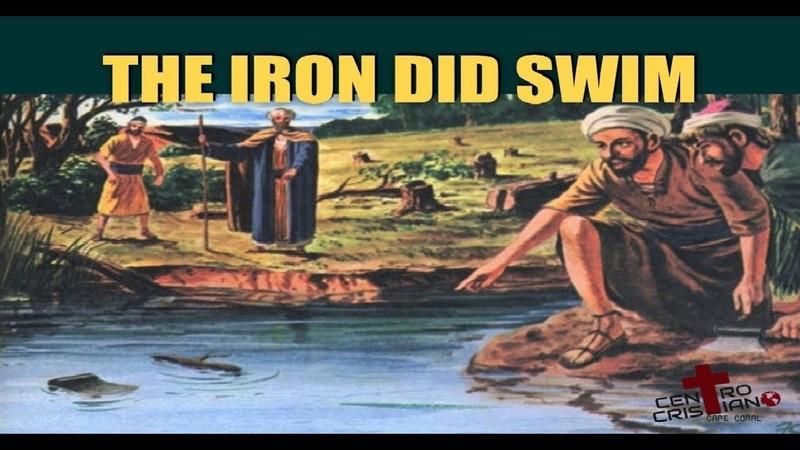 """The Iron Did Swim"" A.M. Service"