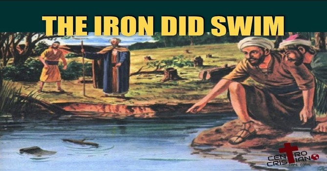 """The Iron Did Swim"" A.M. Service"