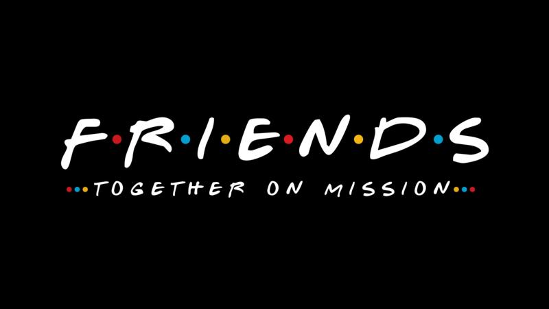 Friends | Week 3 | January 17, 2021