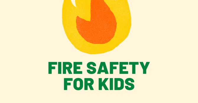 House Fire Prevention for Kids