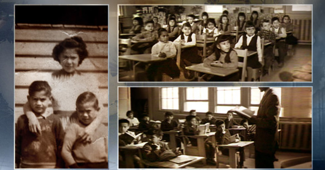 Was There An Upside To Residential Schools? image