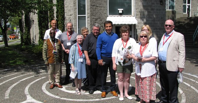 General Synod Visitors image