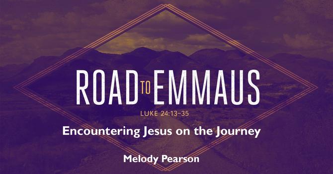 "Sermon ""Encountering Jesus on the Journey"" image"