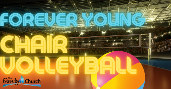 Forever Young Chair Volleyball