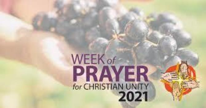 Week of Prayer for Christian Unity image