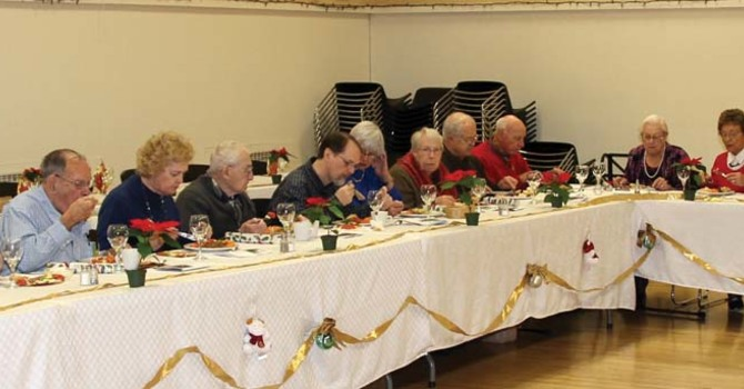 Senior's Lunch in Chilliwack image