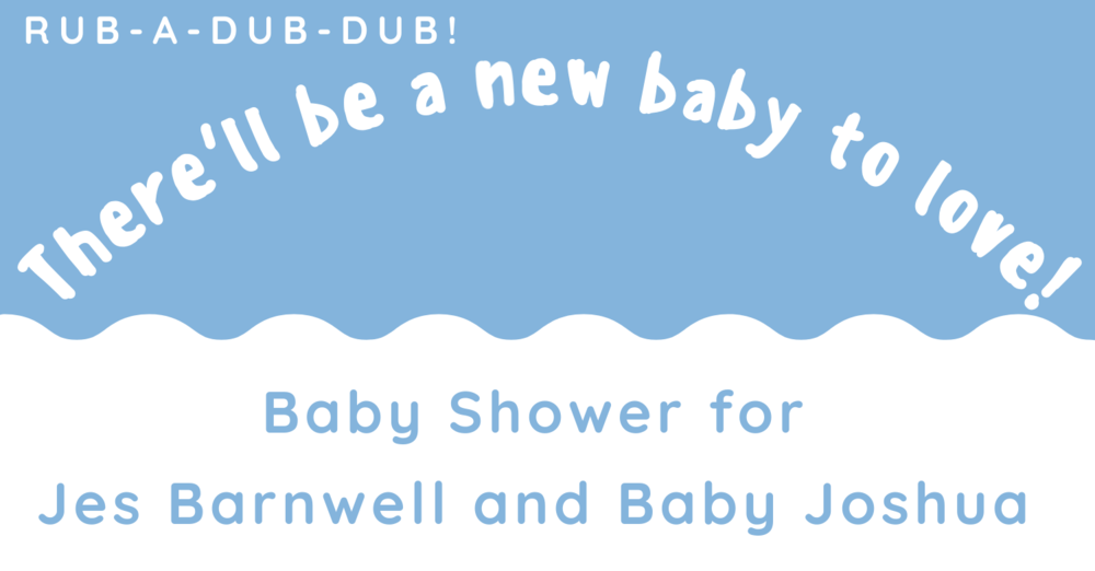 Barnwell/Carlson Baby Shower