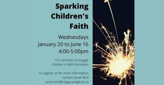 Sparking Children's Faith image