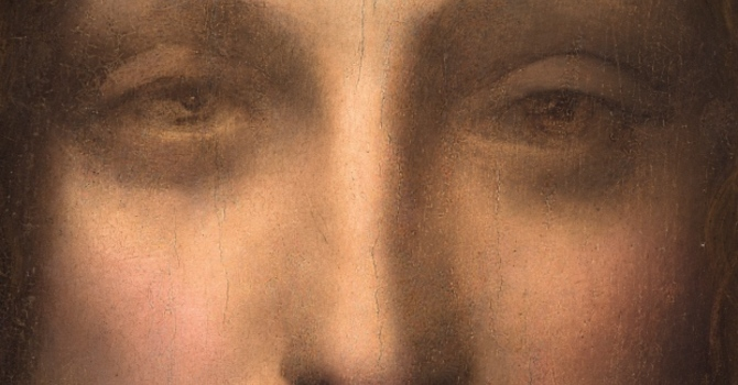 Responses to viewing  Leonardo da Vinci's Salvator Mundi image