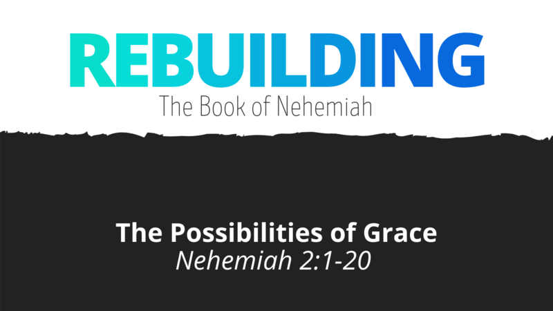 The Possibilities of Grace