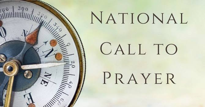 National Vineyard Call to Prayer