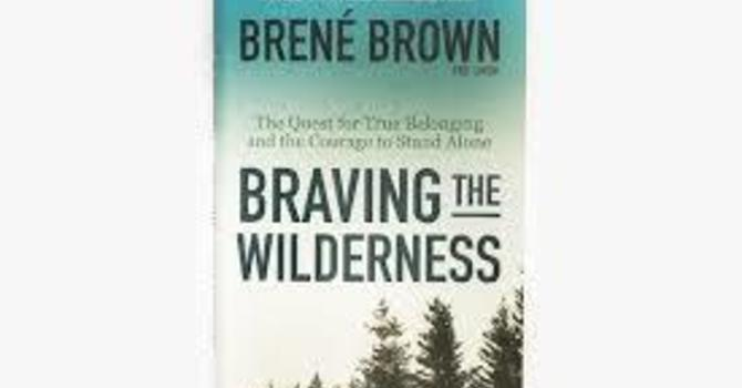 Book Study:  BRAVING THE WILDERNESS
