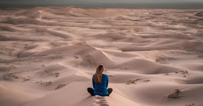 Lent in the Desert